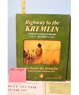 Highway to the Kremlin: Napoleon's March on Moscow Operational Studies G... - $278.19