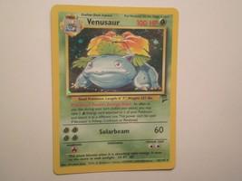 Pokemon Card - Venusaur - (18/130) Base Set 2 Rare Holo ***EXC*** - $17.99
