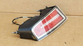 13-16 Lincoln MKZ LED Tail Light Taillight Panel Outer Driver Left LH image 2