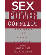 Sex, Power, Conflict: Evolutionary and Feminist Perspectives [Paperback]... - $32.95