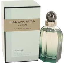Balenciaga Paris L'essence 2.5 Oz Eau De Parfum Spray  image 5