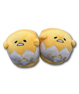 Anime cartoon gudetama lazy egg funny Yellow Plush home indoor floor sli... - $9.99