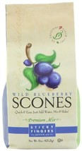 Sticky Fingers Wild Blueberry Scone Mix, 15-Ounces Pack of 3 - $28.45
