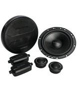 Hifonics ZS65C Zeus Series 6.5 400-Watt 2-Way Component Speaker System - $53.83