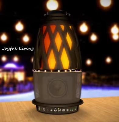 Monster Flame 16.4 Wireless Bluetooth Speaker Lantern Outdoor Water Resistant image 6