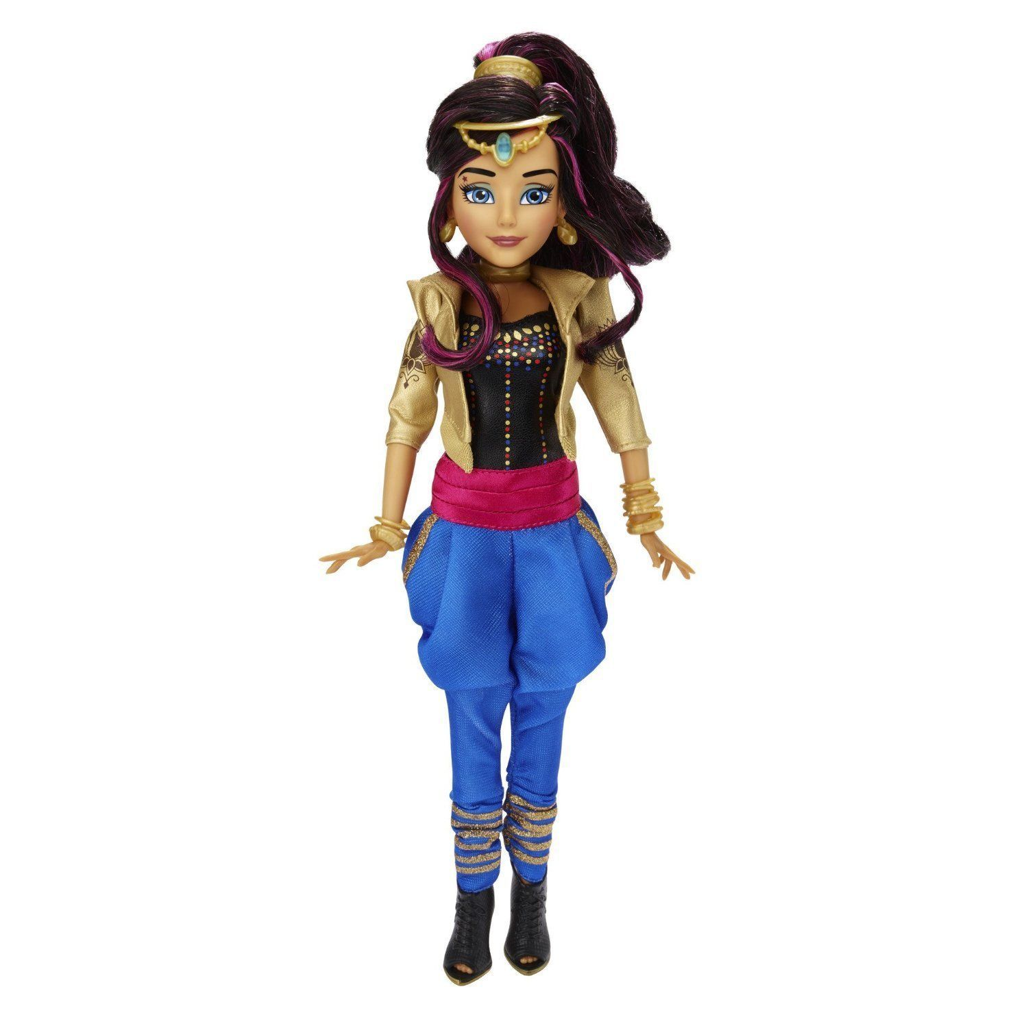 Image 3 of Disney Descendants Auradon Genie Chic Jordan Doll