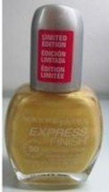 Maybelline Express Finish Nail Color Sunlight 650 Nail Polish 50 Sec Dry - $10.99