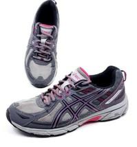 Asics Gel-Venture 6 Womens Size 10 Athletic Running Cross Training Shoes... - £22.26 GBP