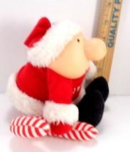 Ziggy American Greetings I Love You Plush Stuffed Santa Christmas Candy ... - $10.68