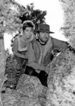 A Fistful of Dollars Marianne Koch Clint Eastwood hide by rock 5x7 inch ... - $5.75