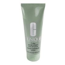 Clinique 7 Day Scrub Cream Rinse-Off Formula, Full Size 3.4oz/100ml - SE... - $15.00