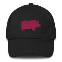 Pro pig hat / pig hat  / made in USA / Cotton Cap image 1