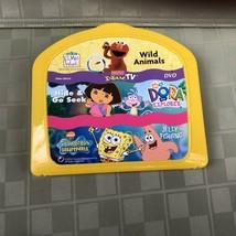 Dora InteracTV Wild Animals DVD - $8.70