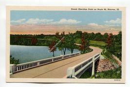 Scenic Sheridan Point on Route 96 Nauvoo Illinois - $1.59
