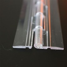 Acrylic Hinge 150mm CLEAR, Continous Acrylic Piano Hinges, - $13.29