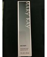 Mary Kay CC Cream Very Deep Sunscreen Spf 15 Exp 8/2019 New In Box - $7.84