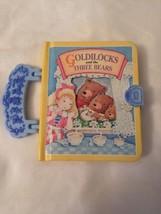 Goldilocks and the Three Bears Jerry Smath Reader's Digest 1999 Board Bo... - $10.84