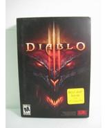 Diablo 3 PC DVD Game - Boxed - $12.64