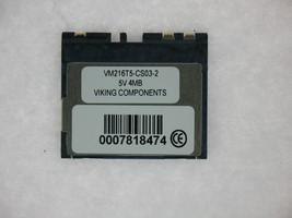 MEM1700-4MFC-FOC 16-1595-01 4MB/Mini-Flash Card f Cisco1700-  Original - $12.85