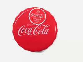 Coca-Cola Bottle Cap Ice Pack Red - BRAND NEW - $4.95