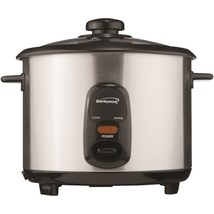 Brentwood Appliances TS-15 8-Cup Rice Cooker - £36.62 GBP