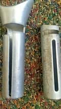 VINTAGE Steel Metal Coin Changer Holder Bank Sorter Nickels and Pennies ... - $27.72