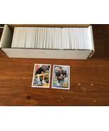 1991 Upper Deck Football Set (1 -700) W/ Montana,Namath & Game Breakers ... - $39.59