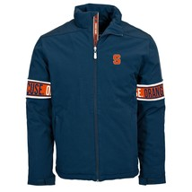 NCAA Syracuse Orange Adult men Tundra Team Text Jacket,M,Navy - $54.95