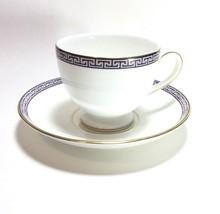 Wedgwood Palatia Tea Cup & Saucer Set s - $8.89