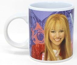 Hannah Montana  Disney Coffee Mug Cup by Jerry Leigh - Young Miley Cyrus... - $16.82