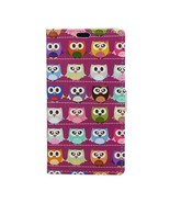 Multiple Owls Pattern Leather Wallet Case for Xiaomi Redmi 4 Prime / 4 P... - $7.15