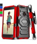 For Google Pixel XL Case Hard Shockproof Phone Cover Kickstand Belt Clip... - $9.11