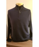 Nordstrom 100% Cashmere 1/4 Zip Sweater - $39.00