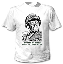 General Patton - New Cotton White Tshirt - $23.16