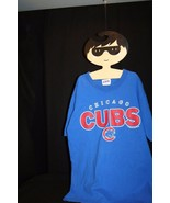 CSA CHICAGO CUBS Logo blue Youth Cubbies t-shirt Medium 8-10 - $17.95