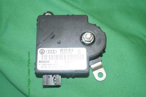 Audi Volkswagen Battery Load Control Module Unit 4F0915181A