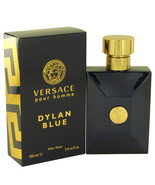 Pour Homme Dylan Blue by Versace After Shave Lotion 3.4 oz, Men - $46.10