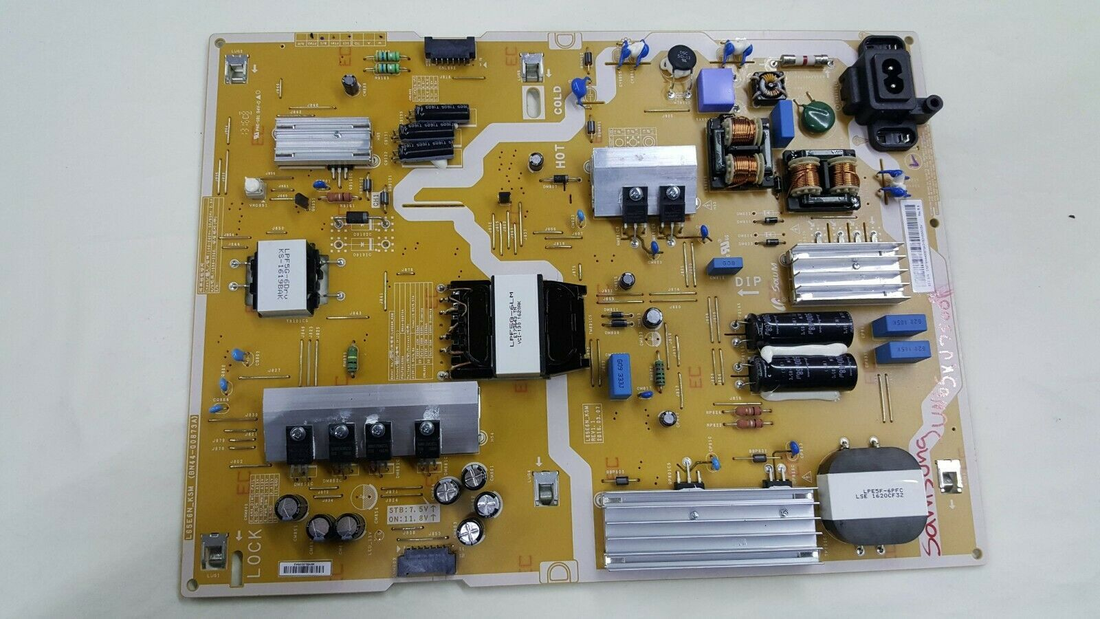 Primary image for Samsung BN44-00873A Power Supply / LED Board
