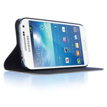 Targus - iStore Folio Case with Multi - view stand for Samsung Galaxy S4 - Black - $9.99