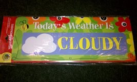 Today's Weather Is Fill in the Blank Poster - $19.75