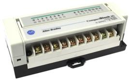 Allen Bradley 1791D-0B16PX Ser. D Compact Block Devicenet Output Base 97... - $267.30