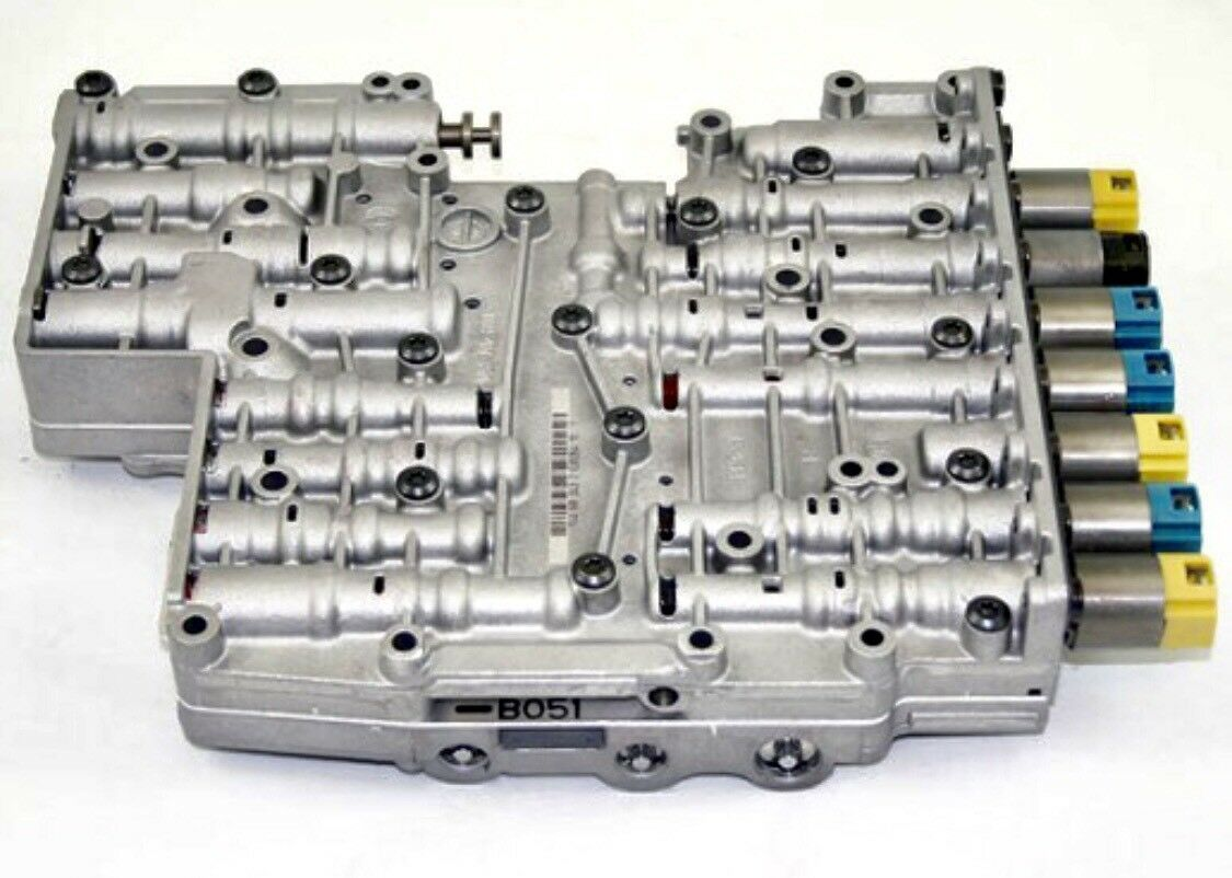 "ZF6HP28 VALVE BODY  01up (""M"" SHIFT)  RANGE ROVER LAND ROVER"