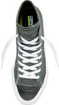 Converse Mens Chuck Taylor All Star Hi Flyknit 157509C Teal/White Size 10 image 5
