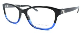 Ralph Lauren RL6140 5582 Women's Eyeglasses Frames 52-17-140 Blue ITALY - $49.40