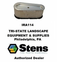 100-085 Stens AIR FILTER FITS B&S 496894S CRAFTSMAN 24151 JOHN DEERE LG4... - $12.99