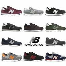 New Balance 500_574_247 Mens Sport Walking Shoes Red/Gray/Green/Blue/Black/White - $80.23+