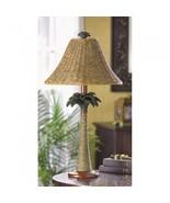 Rattan Table Lamp - $47.00