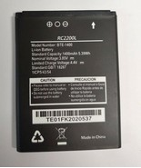 New Battery for Verizon Orbic Journey V RC2200L BTE-1400 1400mAh - $17.03