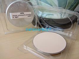 New Stila Sheer Pressed Powder Refill in ~EXTRA LIGHT~ - $9.89