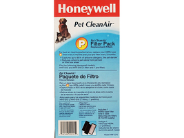 Honeywell-Pet CleanAir-Filter Pack, Replacement Filters image 2